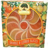 Orange and Lemon Slices