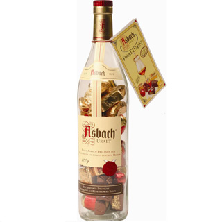 Asbach Chocolate Liqueurs in Glass Bottle