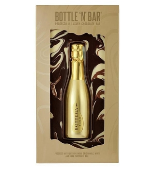 Bottle 'N' Bar - Prosecco & Luxury Chocolate Bar