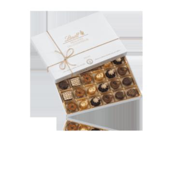 Lindt Pralines Du Confiseur Chocolate Gift Box