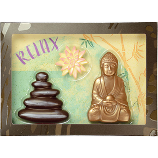 Relaxing Yoga Chocolate Set