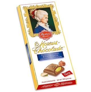 Reber Constanze Mozart Milk Chocolate Bar