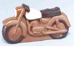 Novelty Chocolate Motorbike