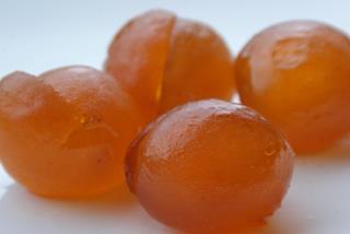 Spanish Glacé Apricots 450g Box