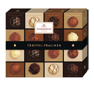 Niederegger Confectionery Pralines 210g