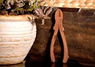 Beautifully Crafted Rusty Tool Collection - Pliers