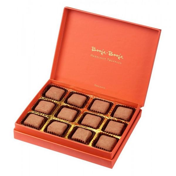 Booja Booja Hazelnut Chocolate Truffles