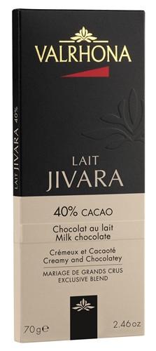 Valrhona Jivara Bar