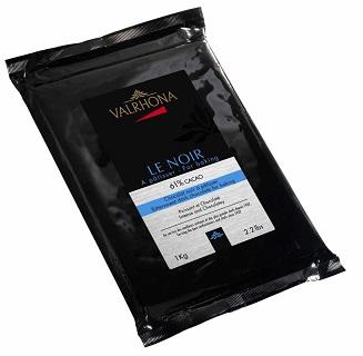 Valrhona Le Noir 61% Cocoa Kilo Bar