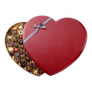 Neuhaus Luxury Leather Heart Box