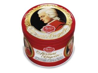 Reber Mozart-Kugel Luxury Tin
