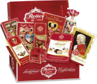 Reber Luxury  Chocolates Hamper