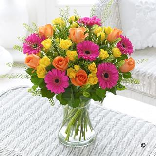 Special Mother's Day Vibrant Bouquet