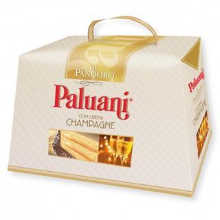 Paluani Pandoro Champagne Cake