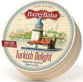 Hazer Baba Genuine Turkish Delight Wooden Drum