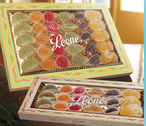 Leone Luxury Jelly Fruits