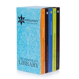 Montezuma's Dark Chocolate Library