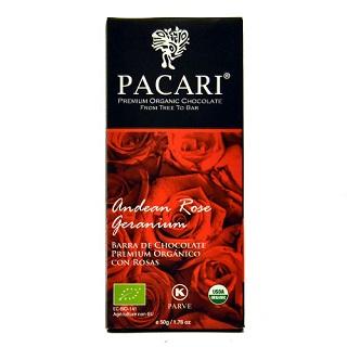 Pacari Andean Rose Geranium