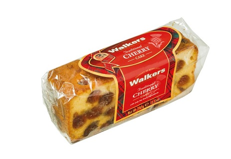 Walkers Traditional Cherry Cake