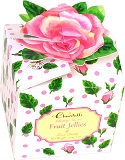 Churchill's Assorted Fruit Jellies Rose Box