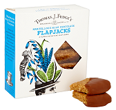 Thomas.J.Fudge's Marvellous Milk Chocolate Flapjacks