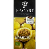 Pacari Organic Chocolate with Passion fruit