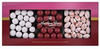 Anthon Berg  Marzipan, Hazelnuts & Almonds