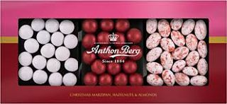 Anthony Berg Christmas Marzipan Dragee