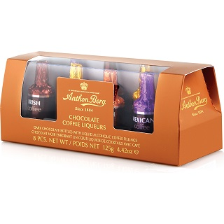 Anthon Berg Chocolate Coffee Liqueurs 125g