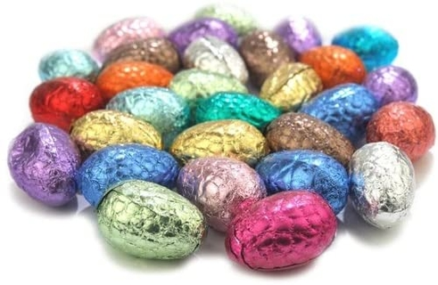 Belgian Chocolate Assorted Mini Easter Eggs