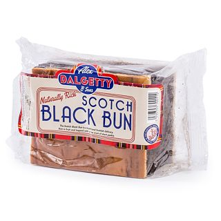 Alex Dalgetty Scotch Black Bun