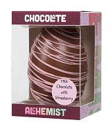 Alchemist Milk Chocolate Strawberry Egg
