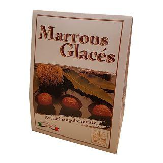 Marron Glacé Sachet Box