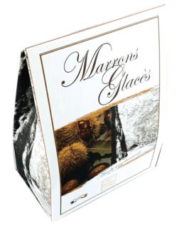 Marron Glace Satchet pack