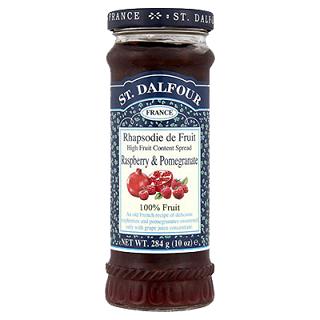 St Dalfour Raspberry & Pomegranate Spread