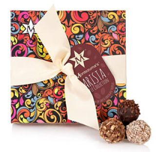 Barista Coffee Truffle Collection
