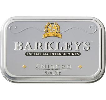 Barkley's Aniseed Mints