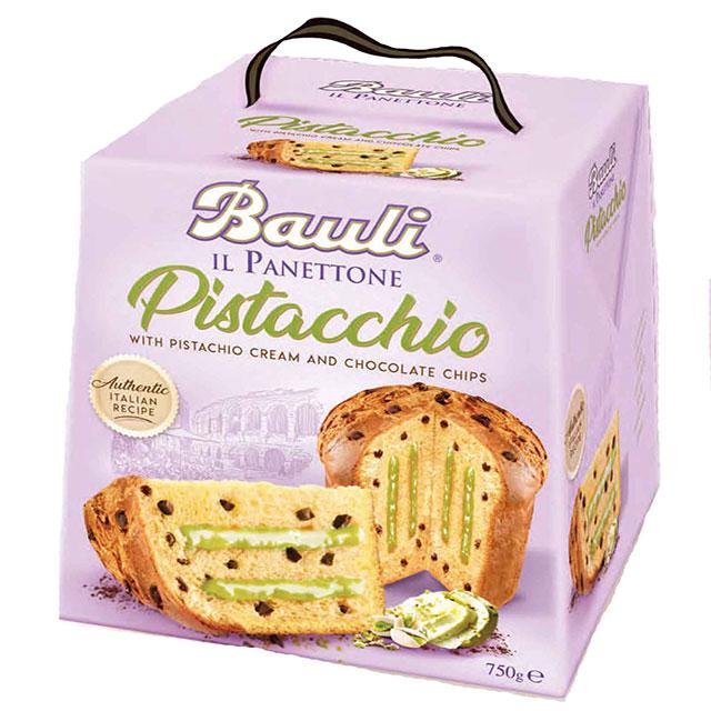 Bauli Panettone Pistacchio