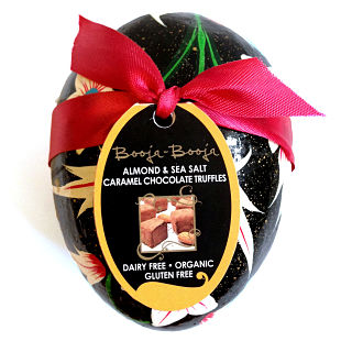 Booja-Booja Almond & Sea Salt Caramel Easter Egg