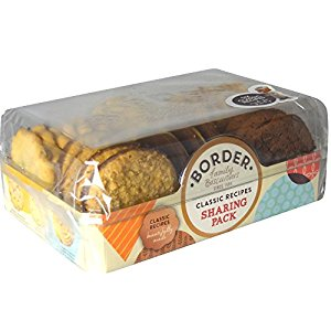 Border Classic Recipes Sharing Pack