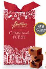 Butlers Christmas Pudding Fudge