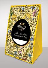 Beech's Milk Chocolate Honeycomb Egg
