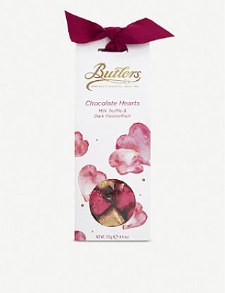 Butlers Chocolate Hearts Box