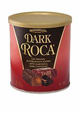 Brown & Haley Dark Chocolate Almond Roca Tin