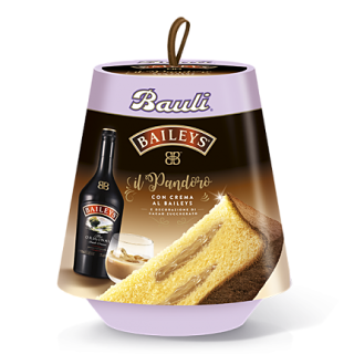 Bauli Baileys Pandoro