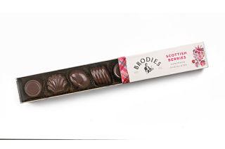 Brodies Scottish Berries Handmade Chocolates