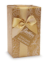 Butlers Festive Gold Ballotin
