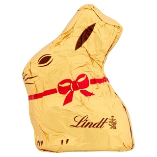 Lindt Gold Milk Chocolate Easter Bunny