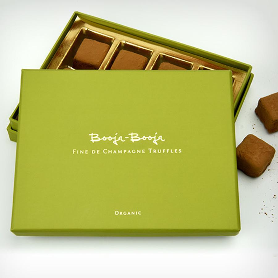Booja Booja Fine de Champagne Chocolate Truffles