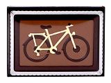 Milk Chocolate Bike in Gift Box